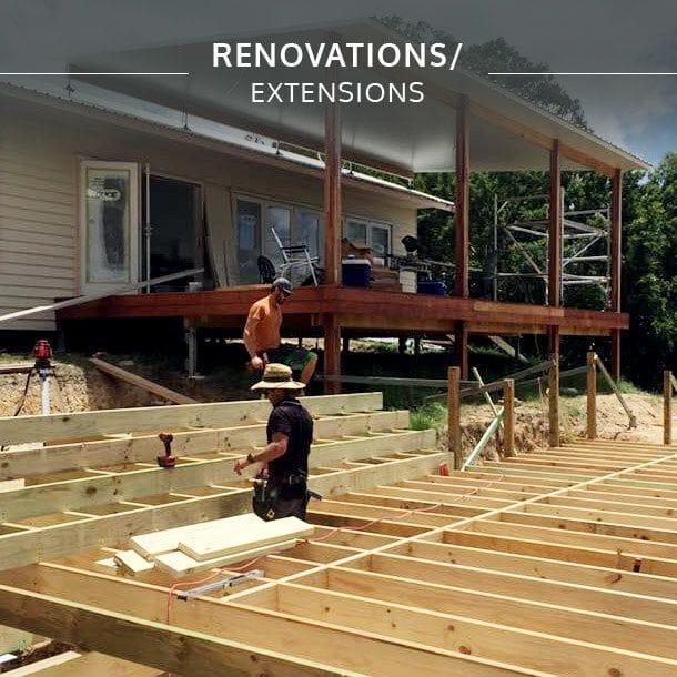 Renovations & Extensions   Custombuilt Builders   Gold Coast Building Company