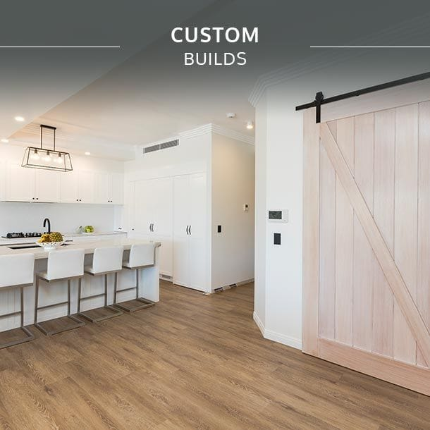 Custom Builds | Custombuilt Builders | Gold Coast Building Company