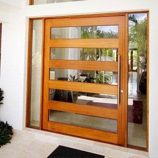 AW Doors Commercial Timber Doors