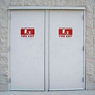 AW Doors Fire Doors