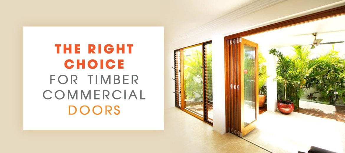 AW Doors for Timber and Commercial Doors