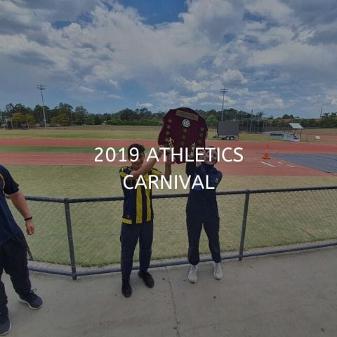 2019 athletics carnival