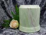 Pillar Urn jade large 03