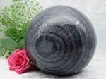 Orb Urn black large 03
