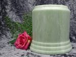 Pillar Urn jade medium 05