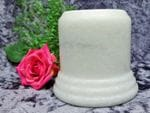 Pillar Urn white small 05
