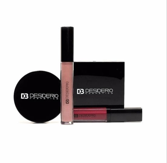 Why shop Desiderio Beauty makeup on Showstoppers' Closet?