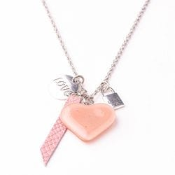 AMOUR Necklace - Pink