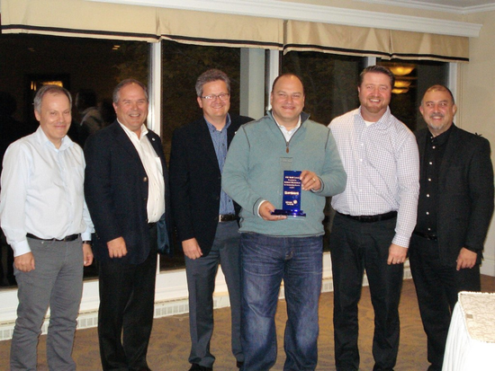"Ambient Mechanical Wins Johnson Controls' Gold ASI Award ""Best of the Best"""