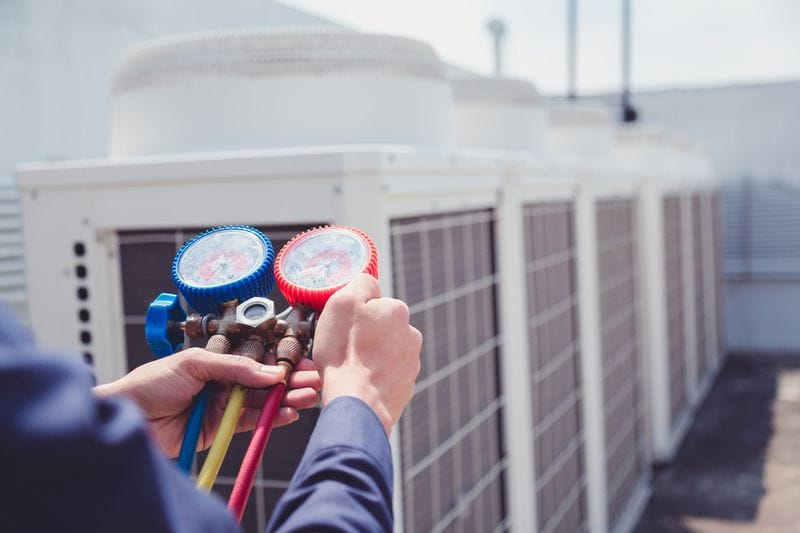 4 Common Commercial HVAC Problems