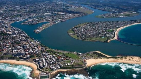 Newcastle - First Australian port to attain sustainability certification