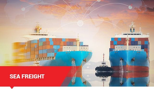 Sea Freight | Scorpion International