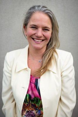 Belinda Astl, psychologist for patients with cancer in Melbourne