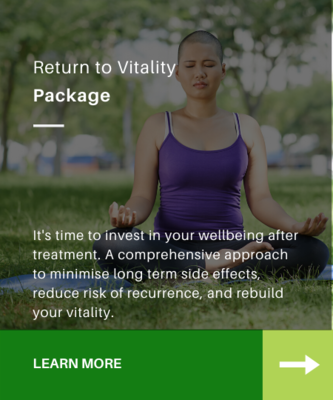 Return to vitality and invest in your well being