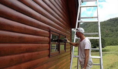 Exterior Timber Paint