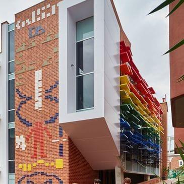 Wesley College - Science Building