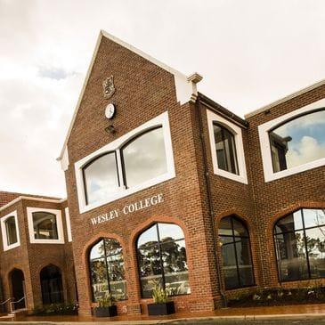 Wesley College - Kefford Building
