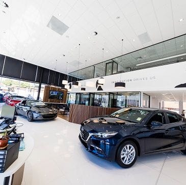 Melville Mazda Motor Vehicle Dealership