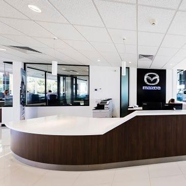Melville Mazda Motor Vehicle Dealership