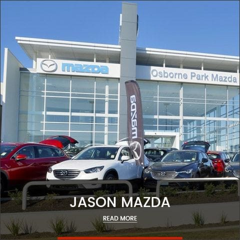 Jason Mazda, Osborne Park project