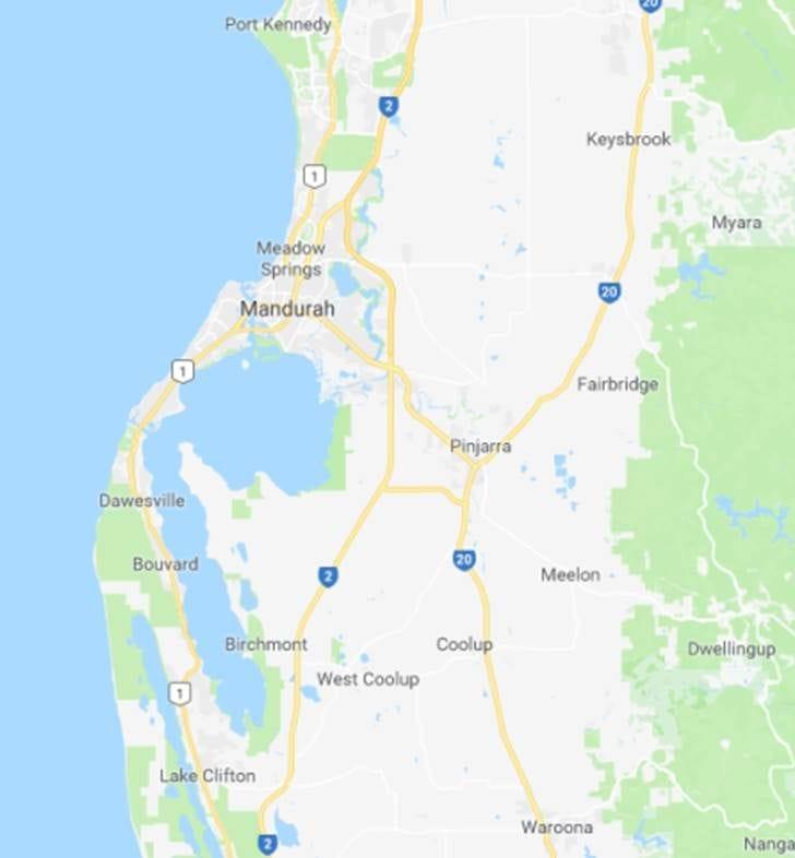 West Coast Waste skip bin hire to Preston Beach, Lake Clifton, Waroona, Wagerup , Pinjarra, Coolup, Ravenwood, Nth Dandalup, Mandurah, Lakelands, Baldivis, Wellard, Rockingham