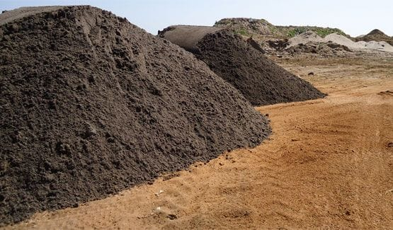 West Coast Waste soil conditioner / top soil