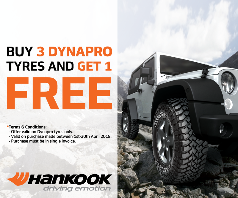 Hankook Promotion! - Extended!!!