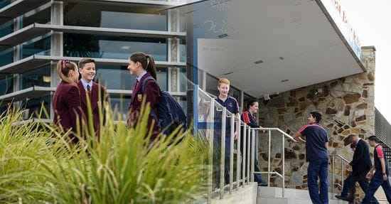Marcellin Technical College now a campus of Cardijn College