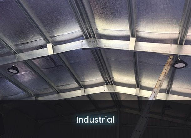 Gold Coast Industrial Lighting Installation