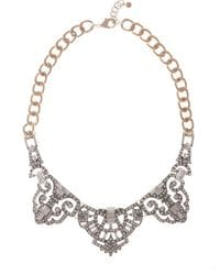 Deco Diamante Necklace