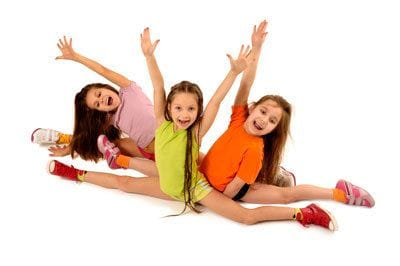 TRIX ACRO GYM - Acro-gymnastics fusion - The latest craze in kids' fitness activity