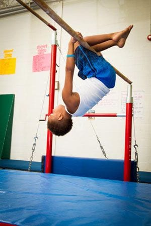 Camps at Trix Acro Gym
