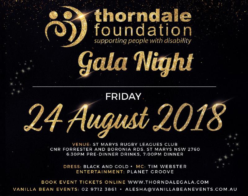 Thorndale Gala Night