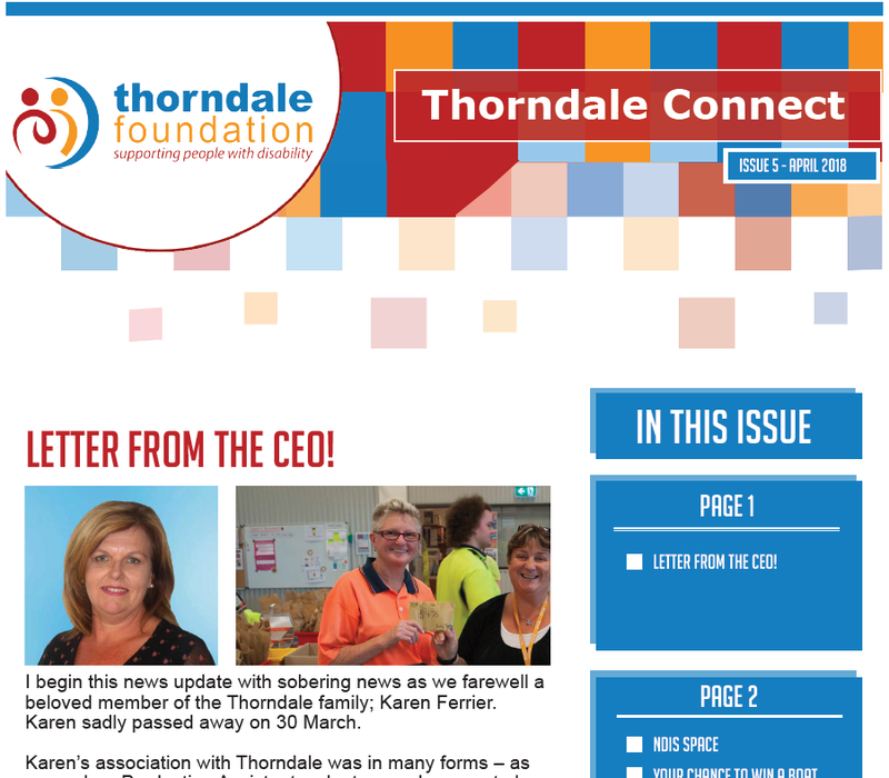 THORNDALE CONNECT