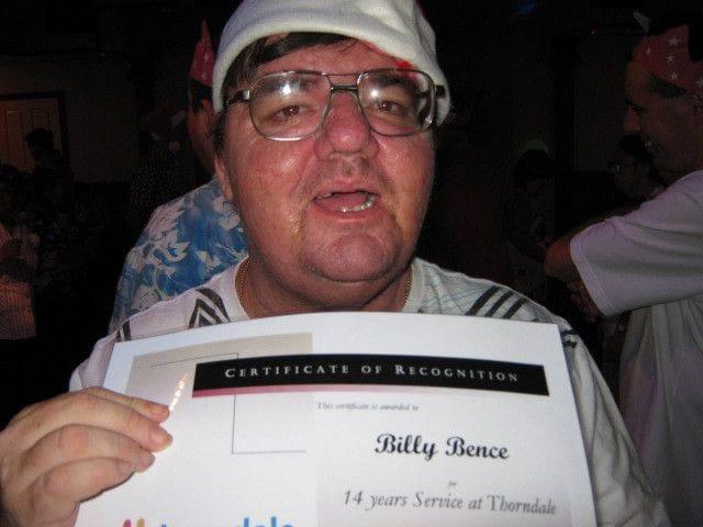 Billy's Story