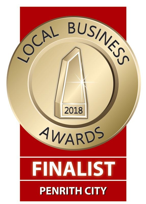 Local Business Award Finalists!