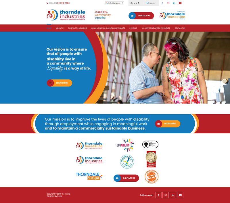 Thorndale Industries website now available!