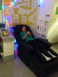 3. Sensory Chair