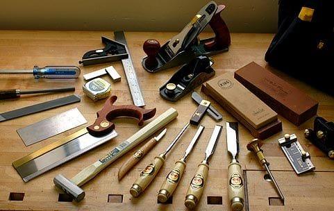 4. Wood Working Tools