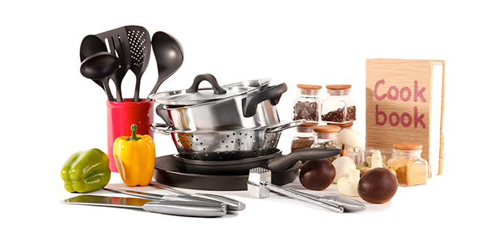 6. Cooking Equipment