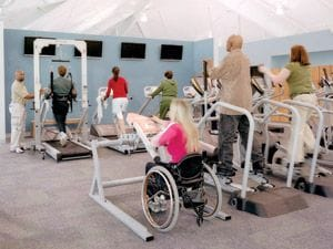 2. Gym Equipment