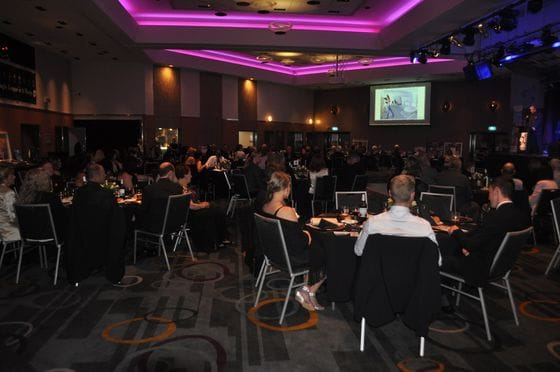 2018 Thorndale Black and Gold themed Gala Night Fundraiser