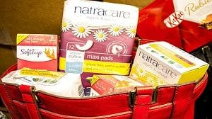 Period Purse; making menstrual products accessible
