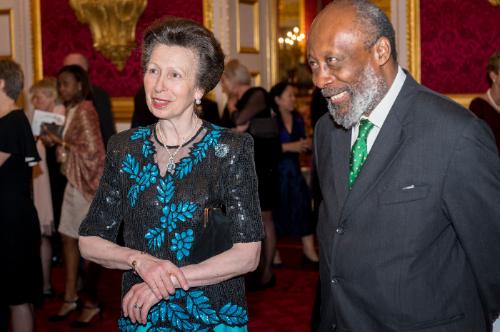 President, HRH, The Princess Royal