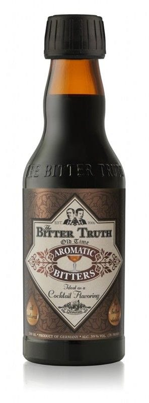 Old Time Aromatic Bitters