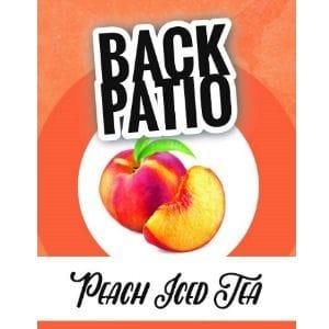 Back Patio Peach Ice Tea