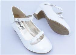JOLENE- Simple Bow Heels