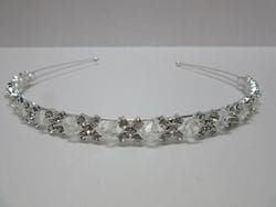 Diamond & chrystal headband