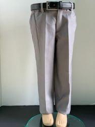 Mavezzano Linen Pant- GREY
