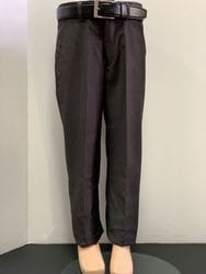 Mavezzano Slim Fit Dress Pant- CHARCOAL